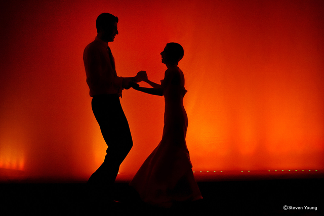 wedding photography photo by steven young