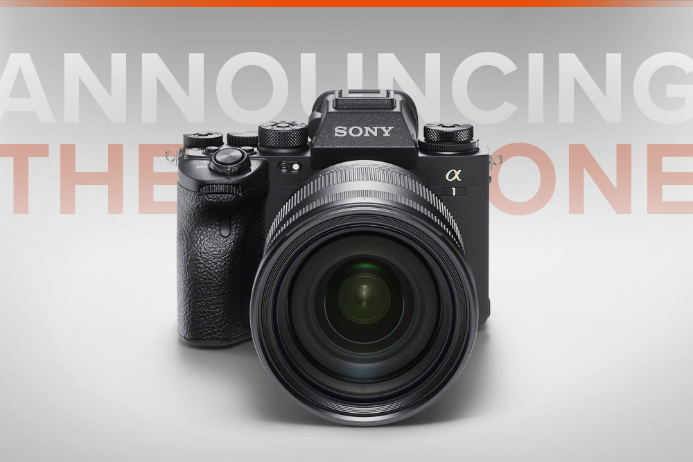 sony A1 at pictureline