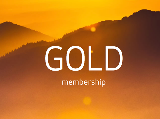 Canon Gold CPS membership