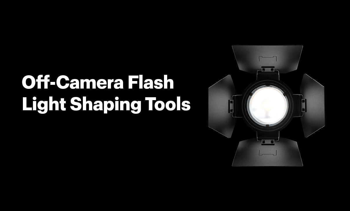 Profoto Off-Camera Flash Light Shaping Tools