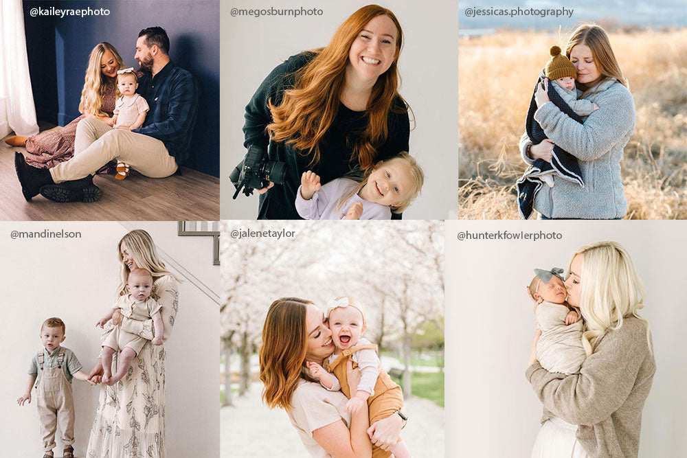 mothers who are photographers in salt lake city