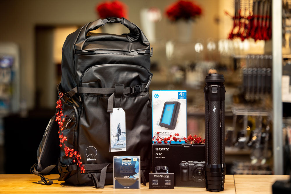 gift guide for photographers in 2020 at pictureline