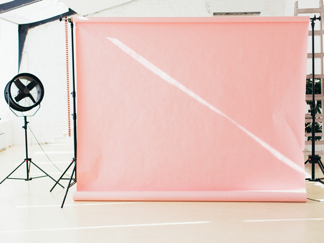 Seamless paper backdrops