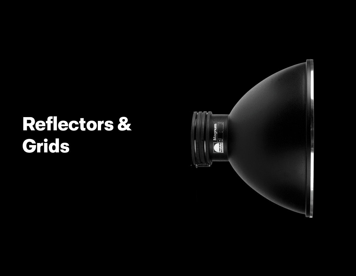 Profoto Reflectors and Grids