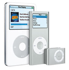 Apple sells 100 Million iPods