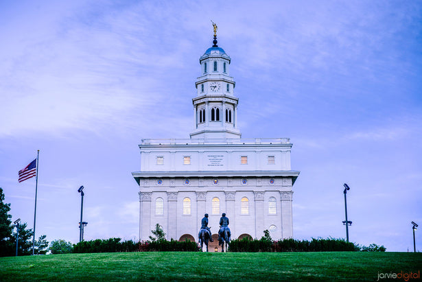 Scott Jarvie © Nauvoo, Illinois Temple