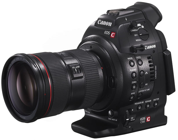 10 Things To Know About the Canon EOS C100 Mark II – Pictureline