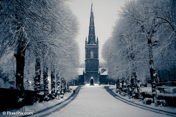 Hillsborough Parish Church – County Down, Northern Ireland, David Cleland, FlixelPix, St. Patrick's Day