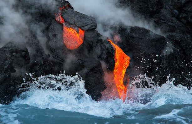 photographing lava, Photographing Kilauea: A Photo Guide to Volcanoes National Park, Matthew Kuhns