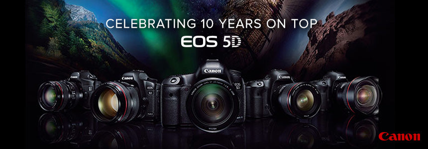 Canon5DSLaunch