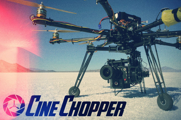 Aerial Videography with CineChopper