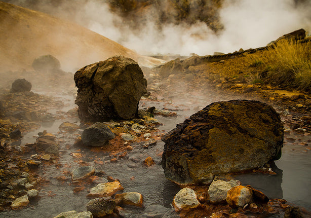 Nature is raw, vibrant and unrestrained in Iceland, where geothermal plumes and hot springs thrive across the land. - Wesley Johnson, Iceland Photography Workshop