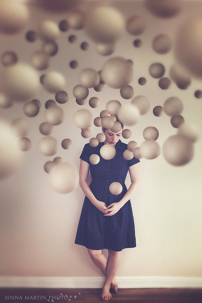 Lost In Thought - Jenna Martin , Conceptual Photography
