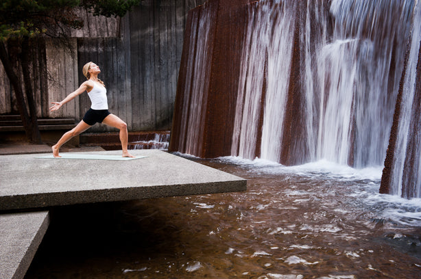 Yoga in the Park, Portland, Oregon - Mike Tittel - Sports Photography