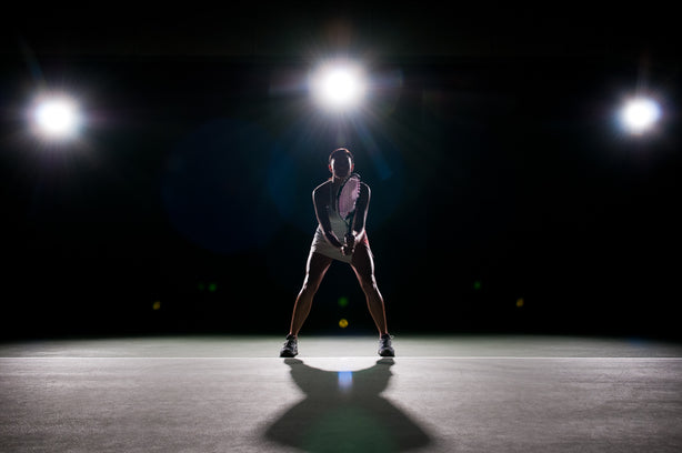 Tennis Player, Salt Lake City, Utah - Mike Tittel - Sports Photography