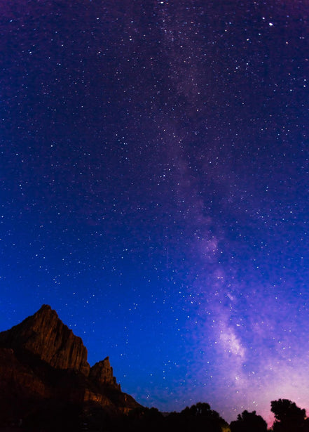 Stars over Zion, Zion National Park - Secrets of the West, James Cawley