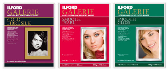 ILFORD Galerie papers