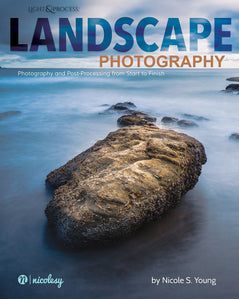Landscape Photography E-Book by Nicole Young