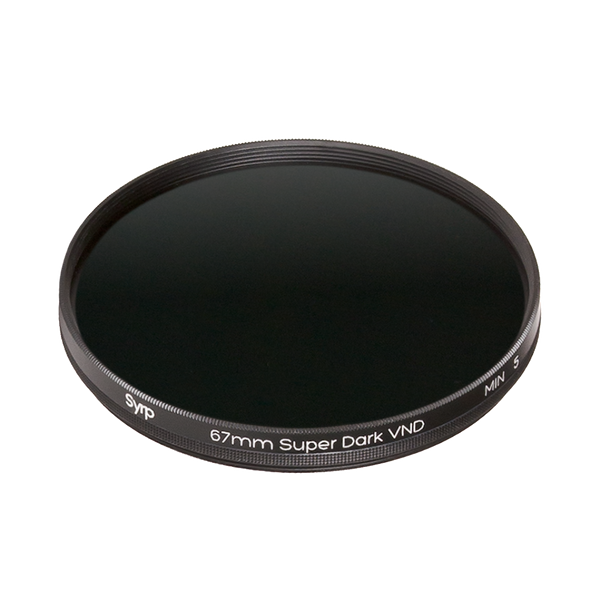 Syrp Super Dark Variable ND Filter Small (67mm), lenses filters nd, Syrp - Pictureline  - 1
