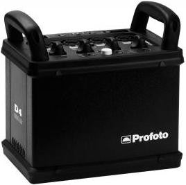 Profoto D4 1200 Air Studio Generator, lighting studio flash, Profoto - Pictureline  - 1