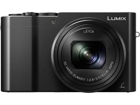 Panasonic Lumix DMC-ZS100 Digital Camera (Black), camera point & shoot cameras, Panasonic - Pictureline  - 1