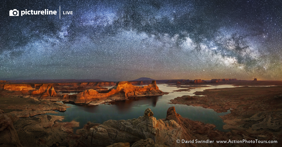 Dark Skies and Night Photography with David Swindler (Online, Tuesday June 30, 2020)