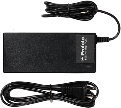 Profoto 2.8A Battery Charger (repl. for B1 & B2), lighting studio flash, Profoto - Pictureline  - 1