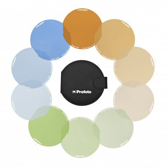 Profoto OCF Gel Color Correction Pack, lighting filters, Profoto - Pictureline