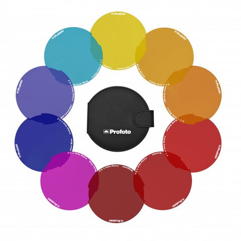 Profoto OCF Gel Color Effects Pack, lighting reflectors, Profoto - Pictureline