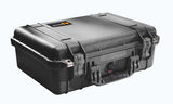 Pelican 1500 Case Black / Foam, bags hard cases, Pelican - Pictureline  - 1