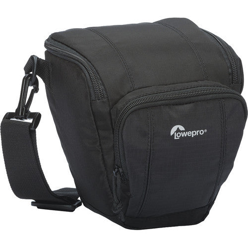 Lowepro Toploader Zoom 45 AW II (Black), bags shoulder bags, Lowepro - Pictureline