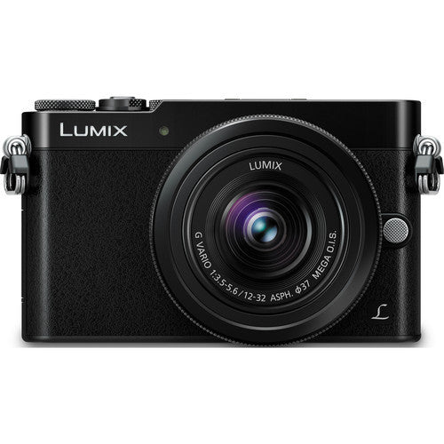 Panasonic Lumix DMC-GM5 Digital Camera with 12-32mm Lens (Black), discontinued, Panasonic - Pictureline  - 1
