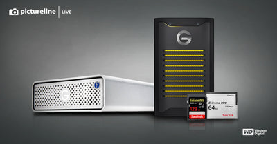 It's Trivia Time! Data Storage Fun with SanDisk & G-Technology (Online, Friday November 13, 2020)