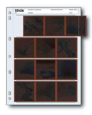 Print File 120 4B 25, camera film storage, Print File - Pictureline