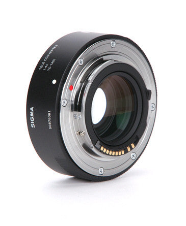 Sigma TC-1401 1.4x Teleconverter for Canon EF, lenses optics & accessories, Sigma - Pictureline  - 1