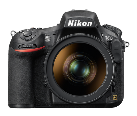 Nikon D810 Digital SLR with 24-120mm f/4 VR Lens, camera dslr cameras, Nikon - Pictureline  - 2