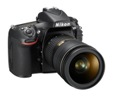 Nikon D810 Digital SLR with 24-120mm f/4 VR Lens, camera dslr cameras, Nikon - Pictureline  - 4