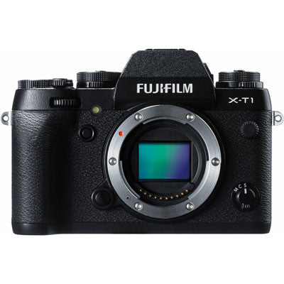 Fujifilm X-T1 Digital Camera Body (Black), camera mirrorless cameras, Fujifilm - Pictureline  - 1