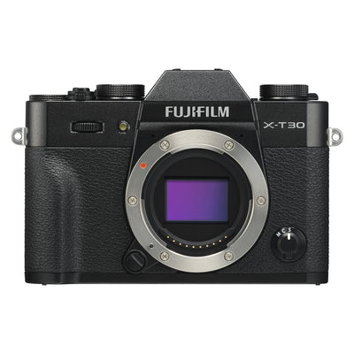 Fujifilm X-T30 Mirrorless Digital Camera Body (Black)