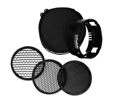 Profoto OCF Grid Kit, lighting barndoors and grids, Profoto - Pictureline  - 1