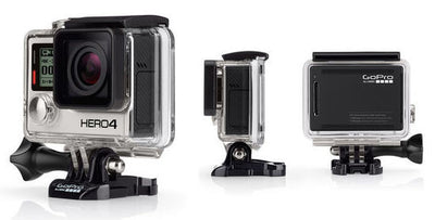 GoPro Hero4 Black Edition Camera, discontinued, GoPro - Pictureline  - 1