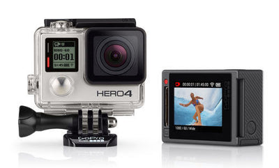GoPro HERO4 Silver Edition Camera, discontinued, GoPro - Pictureline  - 1