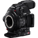 Canon EOS C100 Mark II Dual Pixel AF Triple Lens Kit (16-35mm f2.8L, 24-70mm f2.8L, 70-200mm f2.8L), video cinema cameras, Canon - Pictureline  - 3