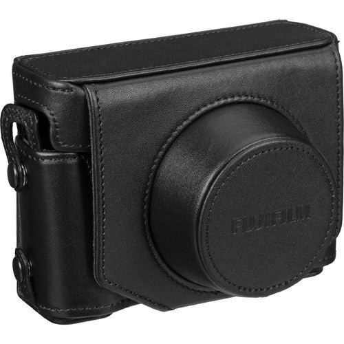 Fuji X30 Leather Case, bags pouches, Fujifilm - Pictureline