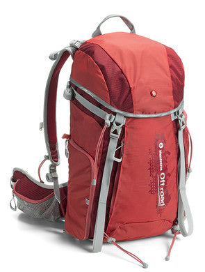 Manfrotto Off Road Hiking Backpack Red, bags backpacks, Manfrotto - Pictureline  - 1