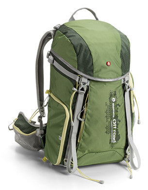 Manfrotto Off Road Hiking Backpack Green, discontinued, Manfrotto - Pictureline  - 1