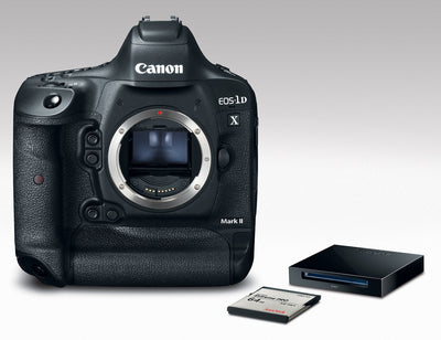 Canon EOS 1D X Mark II Digital Camera Premium Kit, discontinued, Canon - Pictureline  - 1