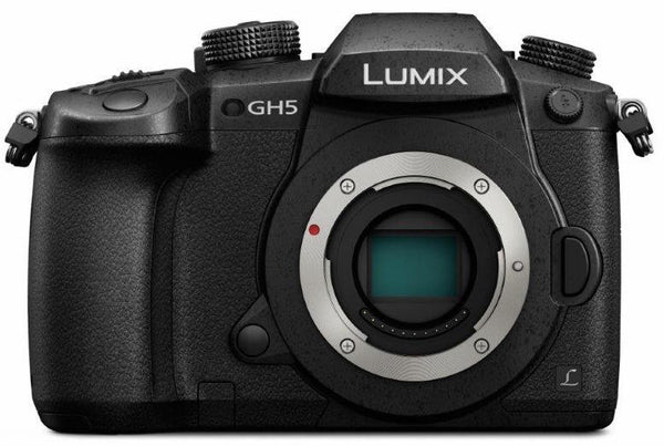 Panasonic Lumix DMC-GH5 Digital Camera Body, camera mirrorless cameras, Panasonic - Pictureline  - 1
