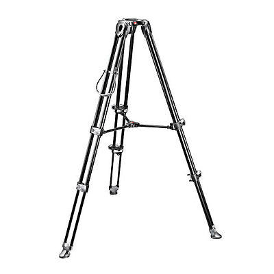 Manfrotto Video MVT502AM Telescopic Twin Leg Tripod, tripods video tripods, Manfrotto - Pictureline