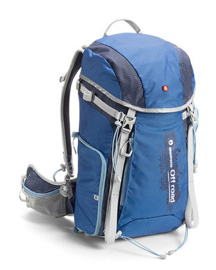 Manfrotto Off Road Hiking Backpack Blue, discontinued, Manfrotto - Pictureline  - 1